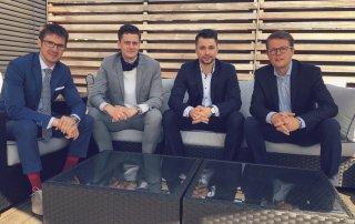 Steffen Müller, Nico Vetter, Christian John, Christian Albrings