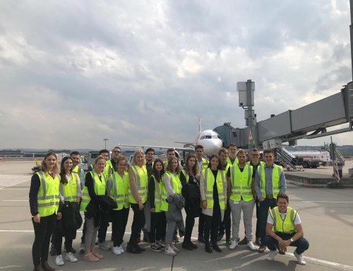 Erneut zu Gast bei der Flughafen Stuttgart GmbH